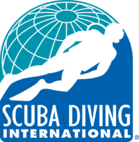 Scuba Diving international logo